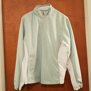 Ativa Golf Windbreaker Jacket M
